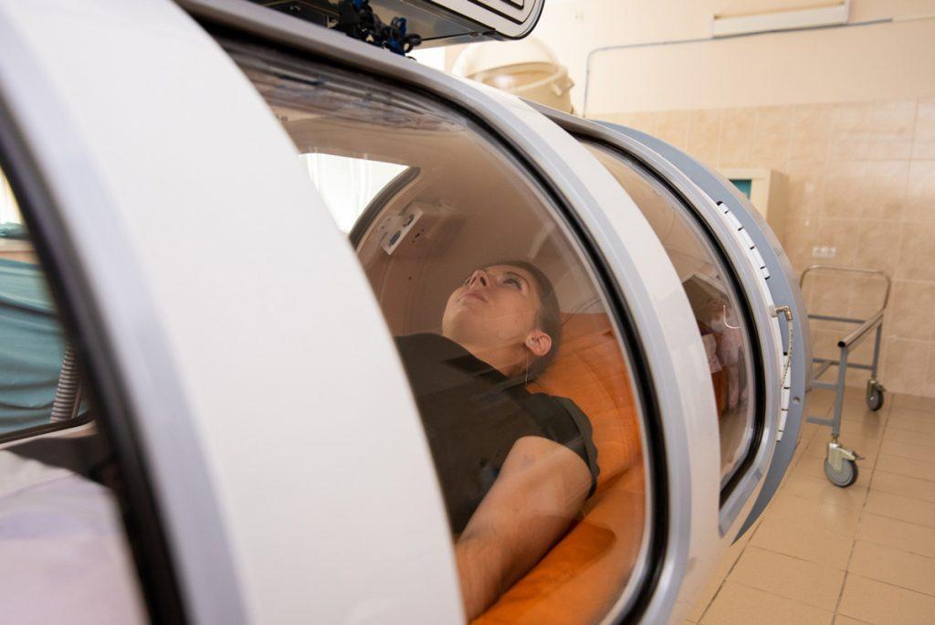 hyperbaric chamber fox medical